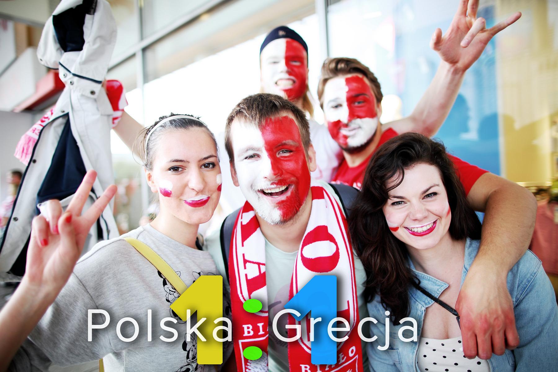 UEFA EURO 2012. Mecz Polska – Grecja. Reportaż ze strefy kibica w Warszawie.