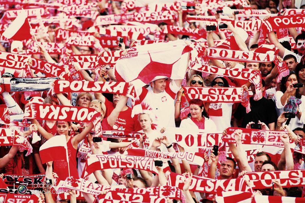 UEFA EURO 2012. Mecz Polska - Grecja. Reportaż ze strefy kibica w Warszawie. 48