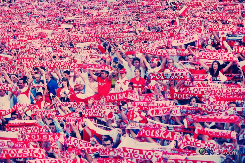 UEFA EURO 2012. Mecz Polska - Grecja. Reportaż ze strefy kibica w Warszawie. 49