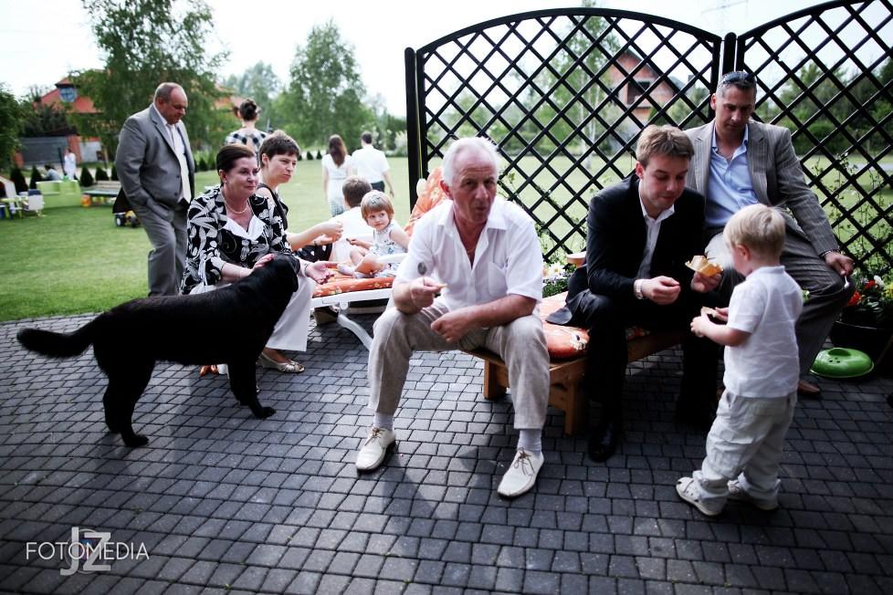 Zdjęcia komunia Warszawa. Kuba - reportaż z uroczystości. 53