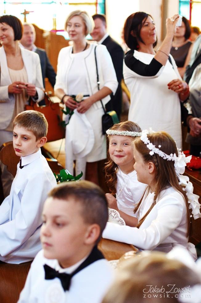Martyna. Pierwsza komunia święta zdjęcia. 32