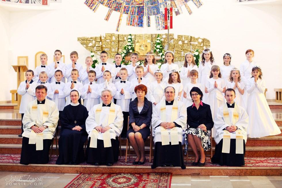 Martyna. Pierwsza komunia święta zdjęcia. 33