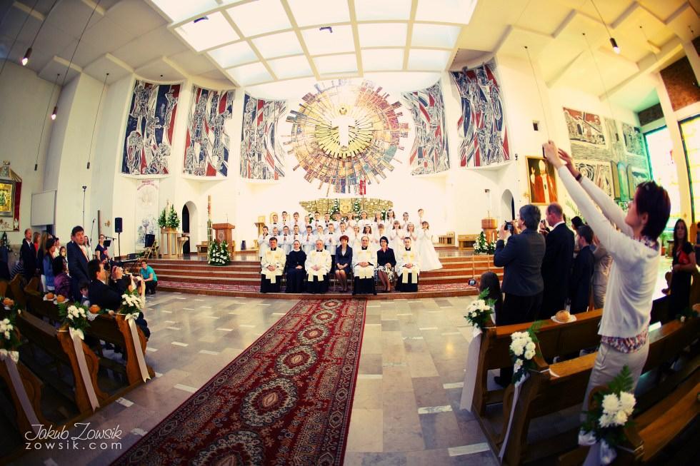 Martyna. Pierwsza komunia święta zdjęcia. 34