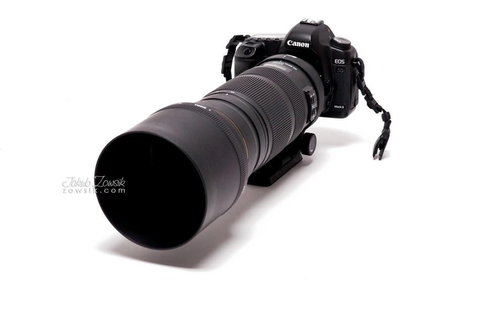 Zdjęcia testowe (51): Sigma 120-300 mm f/2.8 APO EX DG OS HSM + Canon 5D Mark II . sample 1