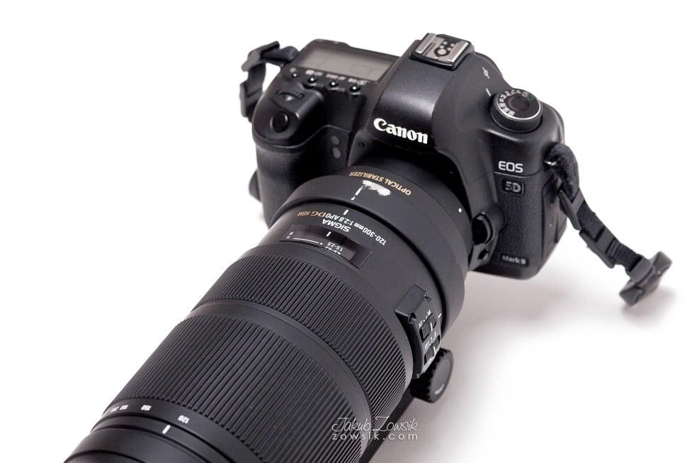 Zdjęcia testowe (51): Sigma 120-300 mm f/2.8 APO EX DG OS HSM + Canon 5D Mark II . sample 5