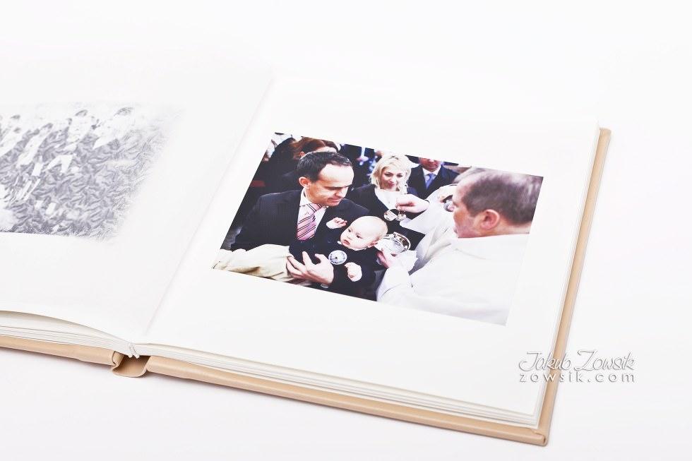 Chrzciny Tymoteusza. Album na chrzest, etui na DVD, płyta DVD z nadrukiem. 3