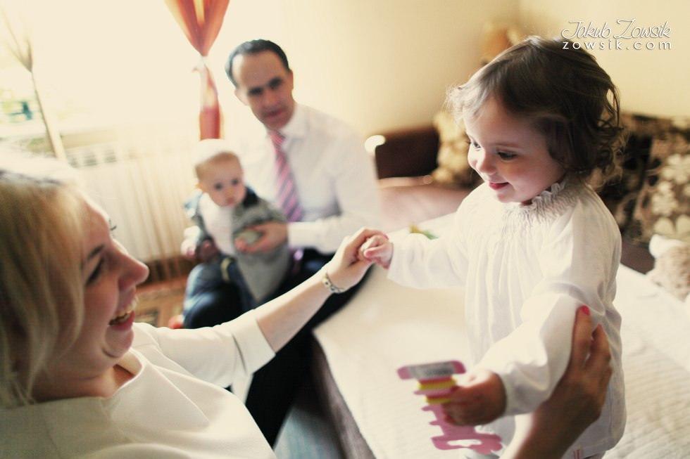 Chrzest Warszawa. Reportaż z uroczystość chrztu Tymoteusza. Kościół św. Anny (Krakowskie Przedmieście) 8