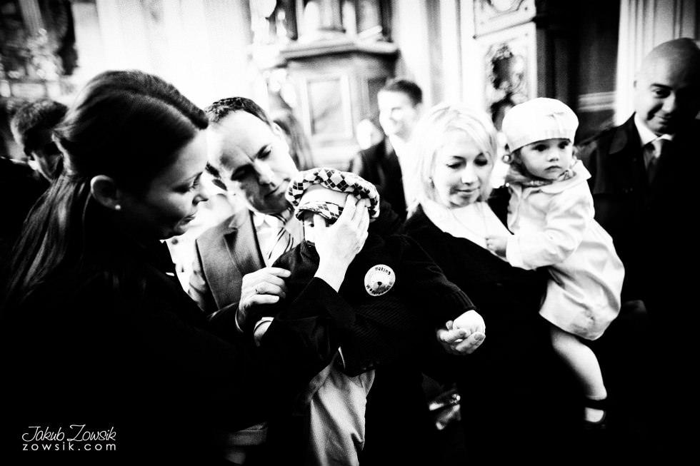 Chrzest Warszawa. Reportaż z uroczystość chrztu Tymoteusza. Kościół św. Anny (Krakowskie Przedmieście) 34
