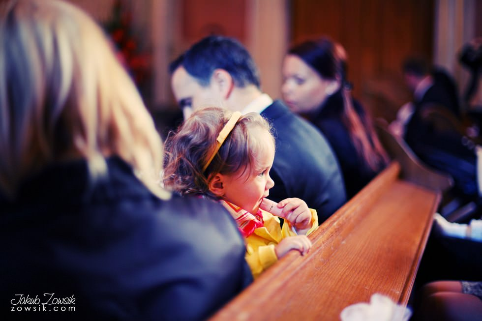 Chrzest Warszawa. Reportaż z uroczystość chrztu Tymoteusza. Kościół św. Anny (Krakowskie Przedmieście) 38