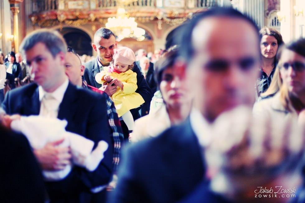 Chrzest Warszawa. Reportaż z uroczystość chrztu Tymoteusza. Kościół św. Anny (Krakowskie Przedmieście) 51