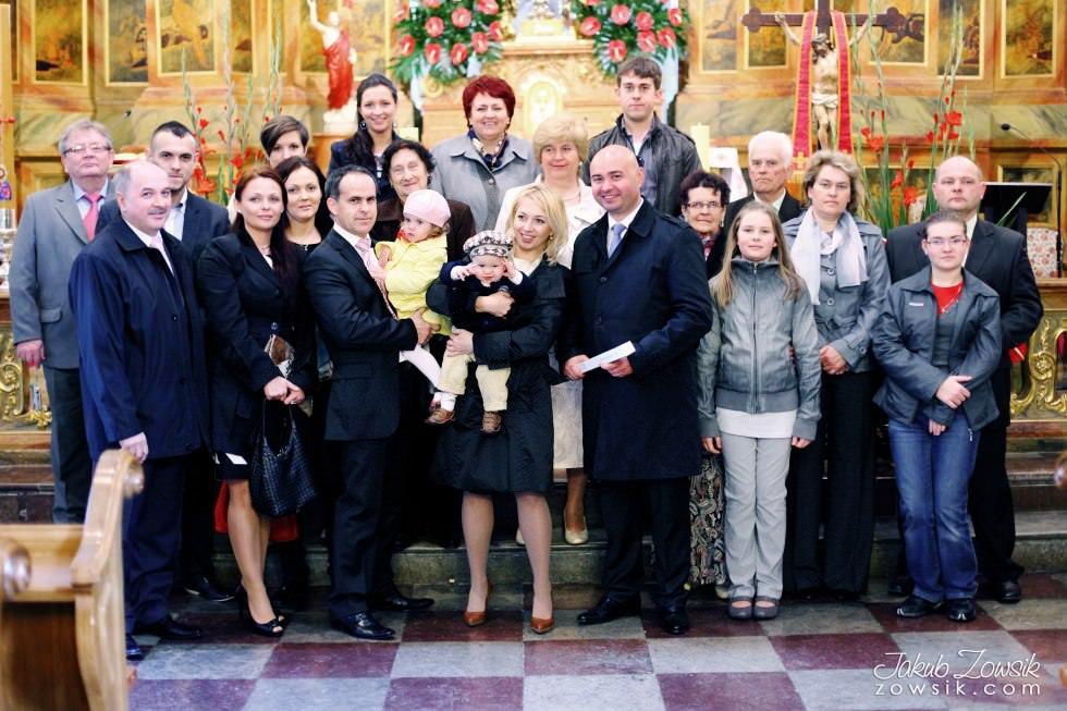 Chrzest Warszawa. Reportaż z uroczystość chrztu Tymoteusza. Kościół św. Anny (Krakowskie Przedmieście) 57