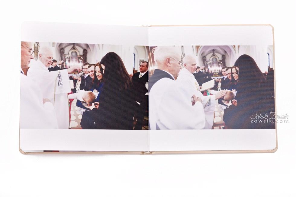 Chrzest Laury. Fotoksiążka, podwójne etui na DVD, DVD z nadrukiem. 21