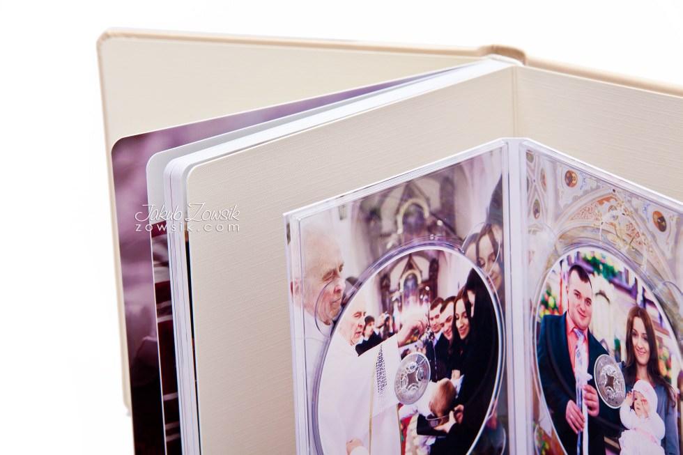 Chrzest Laury. Fotoksiążka, podwójne etui na DVD, DVD z nadrukiem. 31