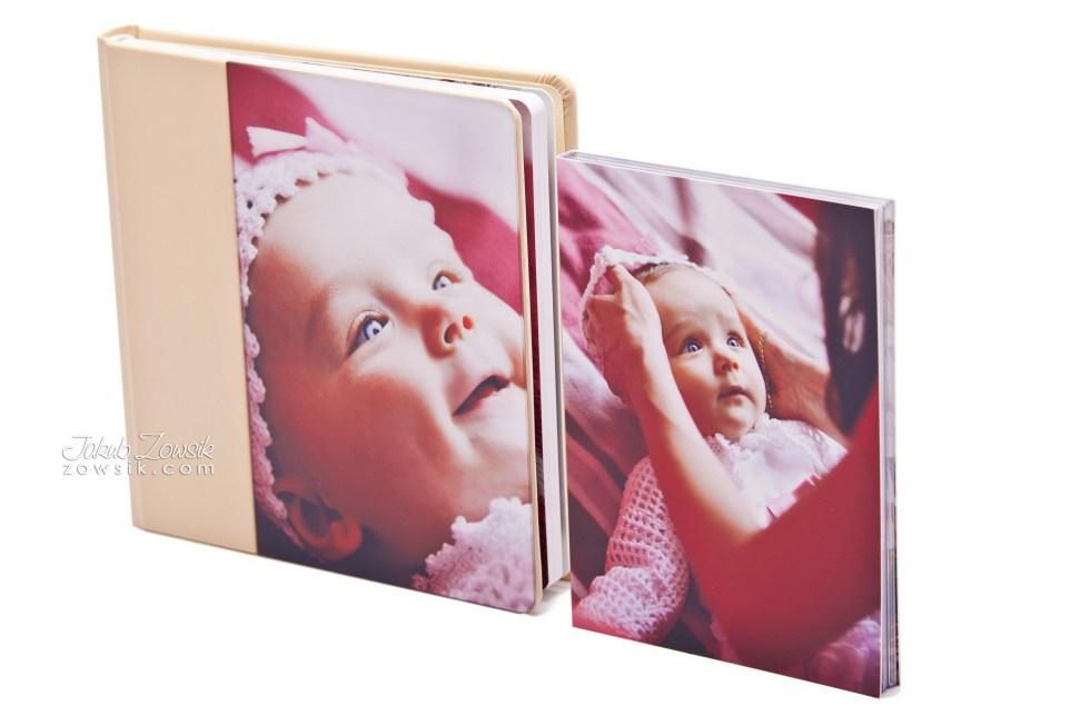 Chrzest Laury. Fotoksiążka, podwójne etui na DVD, DVD z nadrukiem. 1