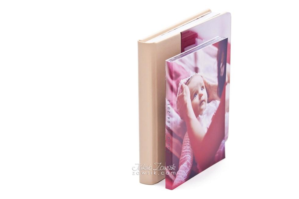 Chrzest Laury. Fotoksiążka, podwójne etui na DVD, DVD z nadrukiem. 32