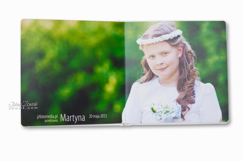 Martyna. Fotoksiążka - I komunia, zdjęcia. 12