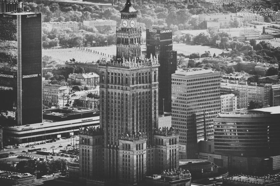 Warszawa i okolice z lotu ptaka. 28