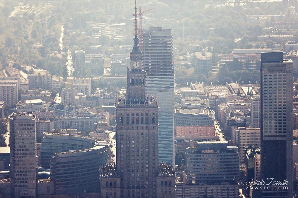 Warszawa i okolice z lotu ptaka. 40