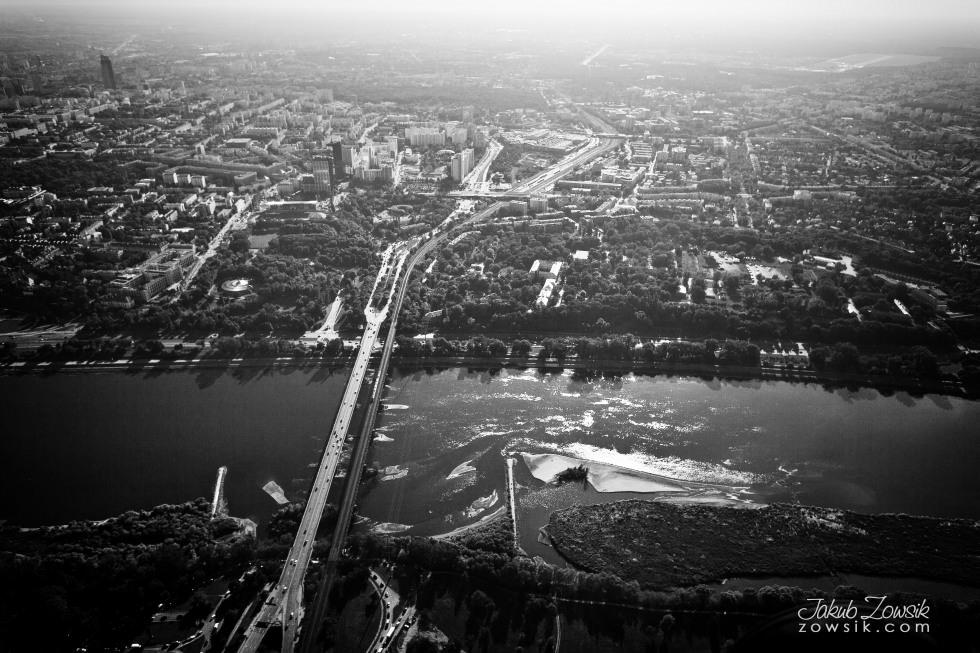 Warszawa i okolice z lotu ptaka. 42
