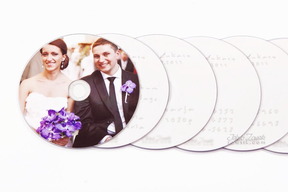 Album ślubny, etui, dvd. Kasia & Łukasz. 32