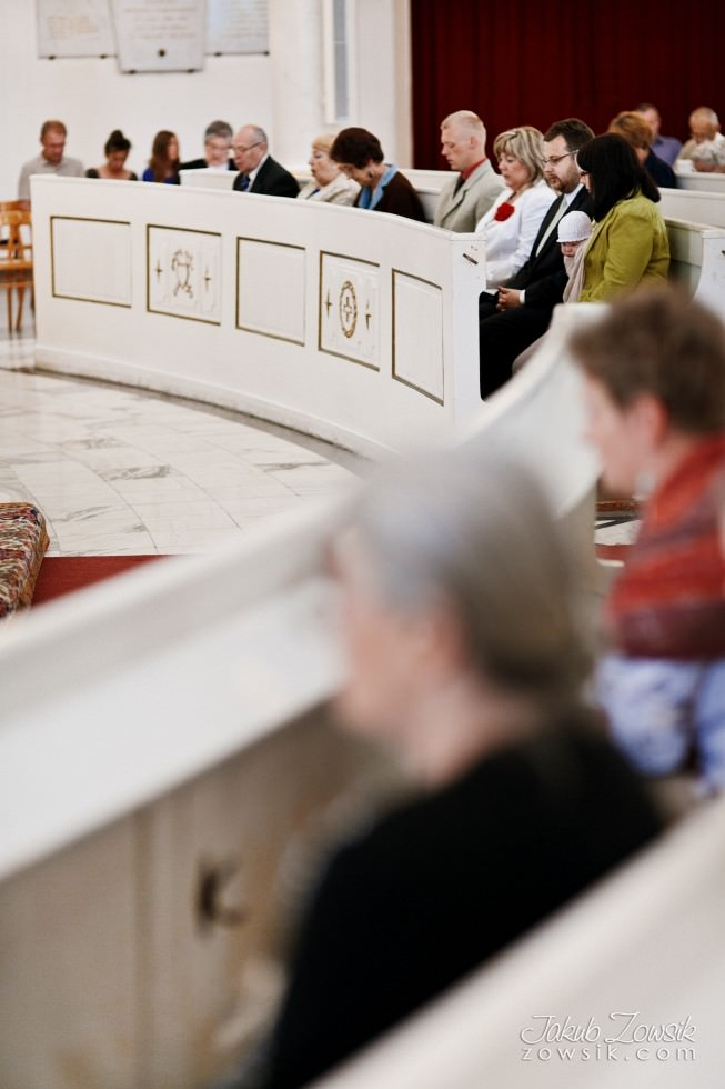 Chrzciny Warszawa. Reportaż z uroczystości chrztu Poli. Kościół Świętej Trójcy. 19