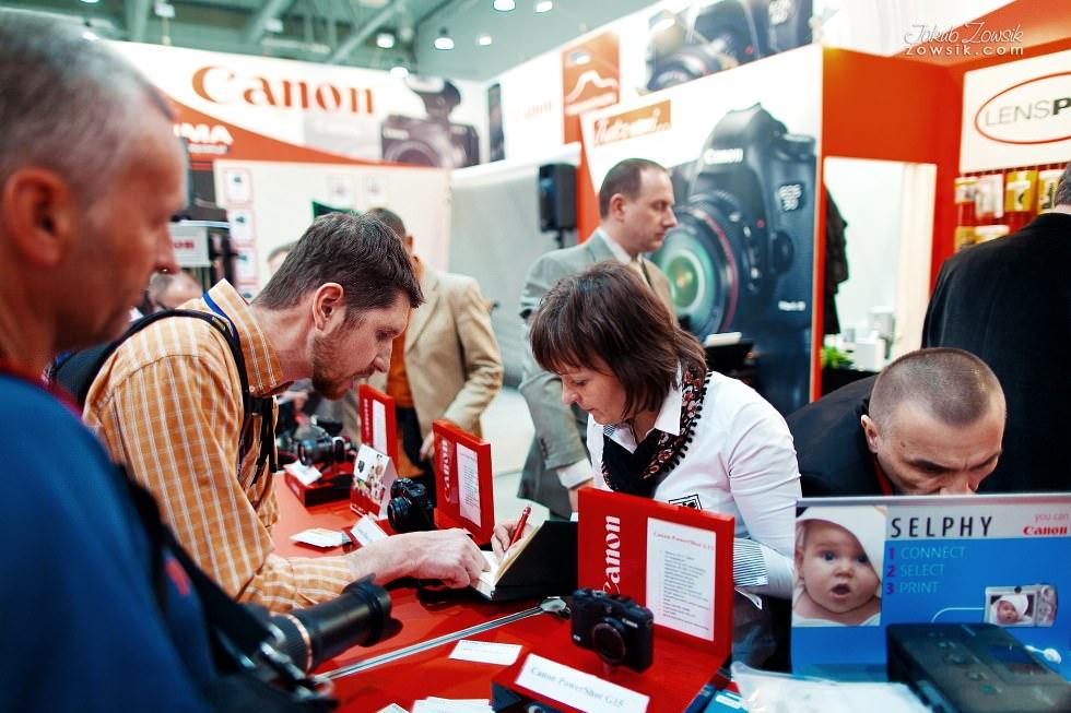 XVI Targi FILM VIDEO FOTO Łódź 2013 – autorska relacja fotograficzna 1