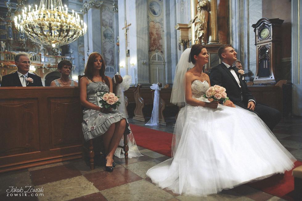 Zdjęcia ślubne Warszawa. Paulina & Mateusz – uroczystość zaślubin. 8