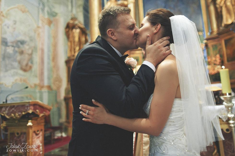 Zdjęcia ślubne Warszawa. Paulina & Mateusz – uroczystość zaślubin. 30