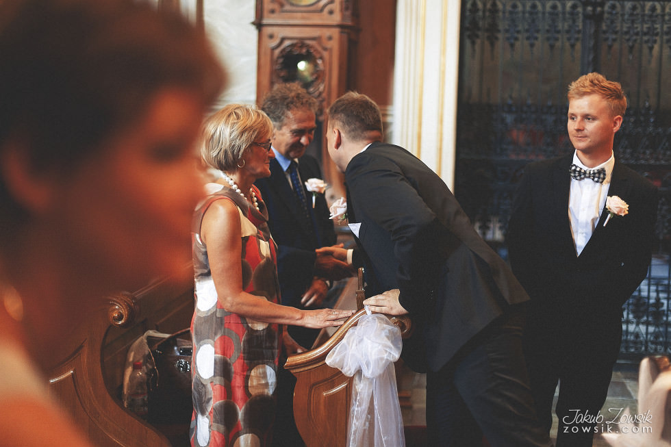 Zdjęcia ślubne Warszawa. Paulina & Mateusz – uroczystość zaślubin. 33