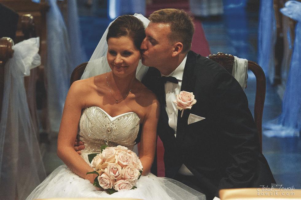Zdjęcia ślubne Warszawa. Paulina & Mateusz – uroczystość zaślubin. 40