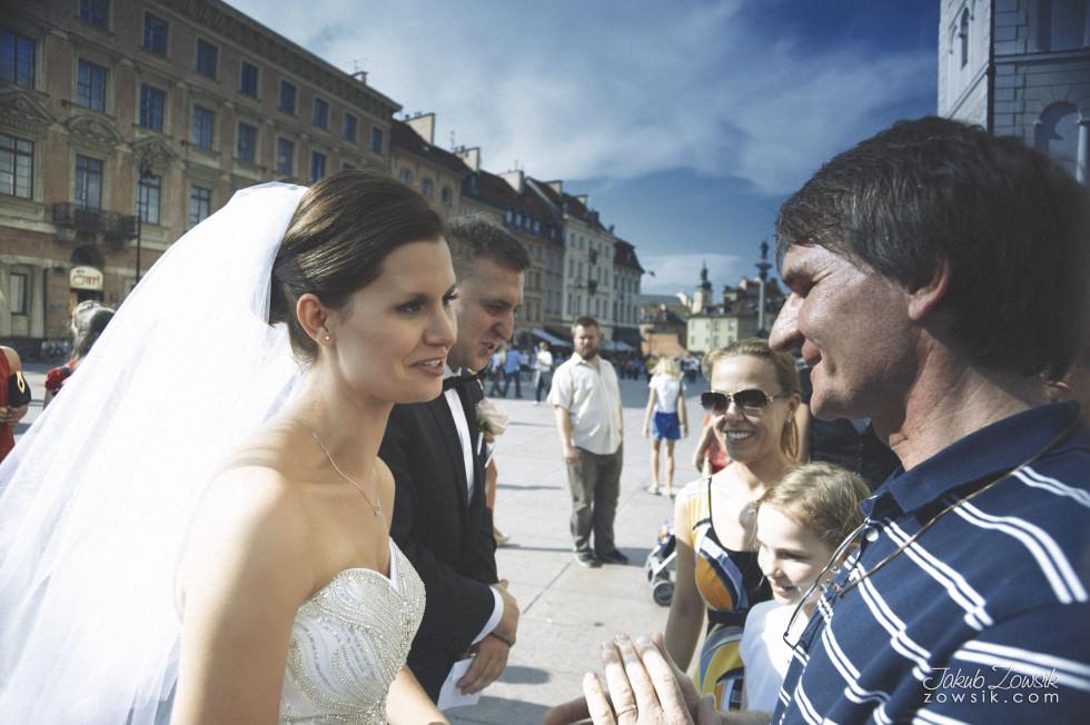 Zdjęcia ślubne Warszawa. Paulina & Mateusz – uroczystość zaślubin. 56
