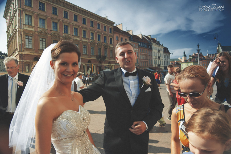 Zdjęcia ślubne Warszawa. Paulina & Mateusz – uroczystość zaślubin. 58