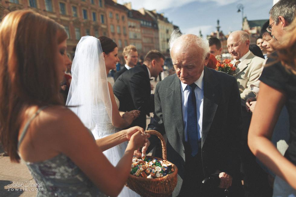 Zdjęcia ślubne Warszawa. Paulina & Mateusz – uroczystość zaślubin. 60