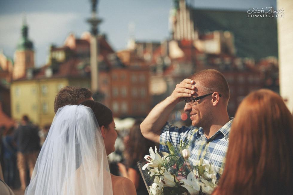 Zdjęcia ślubne Warszawa. Paulina & Mateusz – uroczystość zaślubin. 63