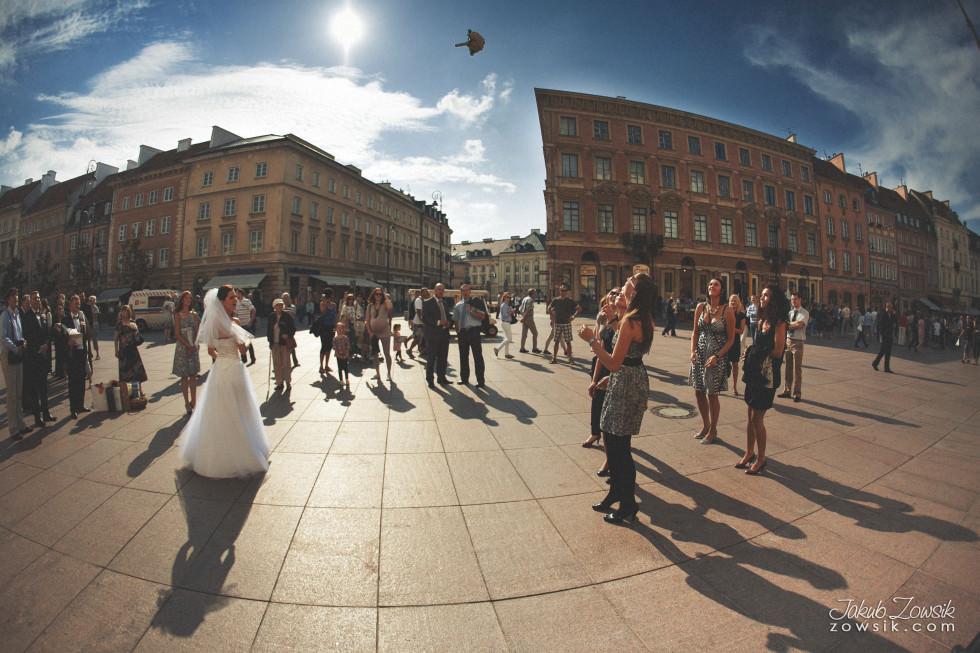Zdjęcia ślubne Warszawa. Paulina & Mateusz – uroczystość zaślubin. 66
