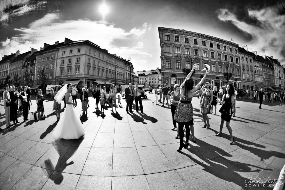 Zdjęcia ślubne Warszawa. Paulina & Mateusz – uroczystość zaślubin. 67