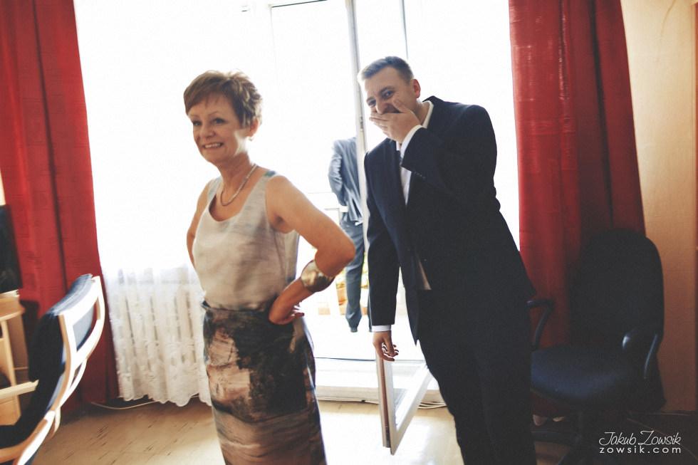 Zdjęcia ślubne Warszawa. Paulina & Mateusz - przygotowania. 33