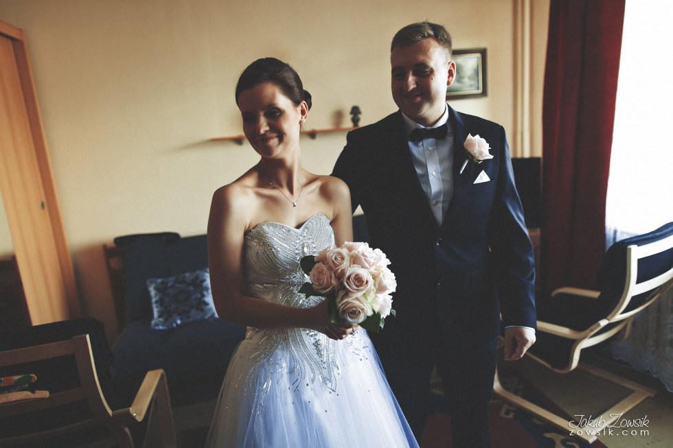 Zdjęcia ślubne Warszawa. Paulina & Mateusz - przygotowania. 38
