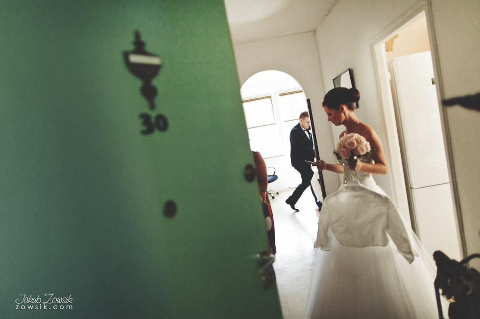 Zdjęcia ślubne Warszawa. Paulina & Mateusz - przygotowania. 46