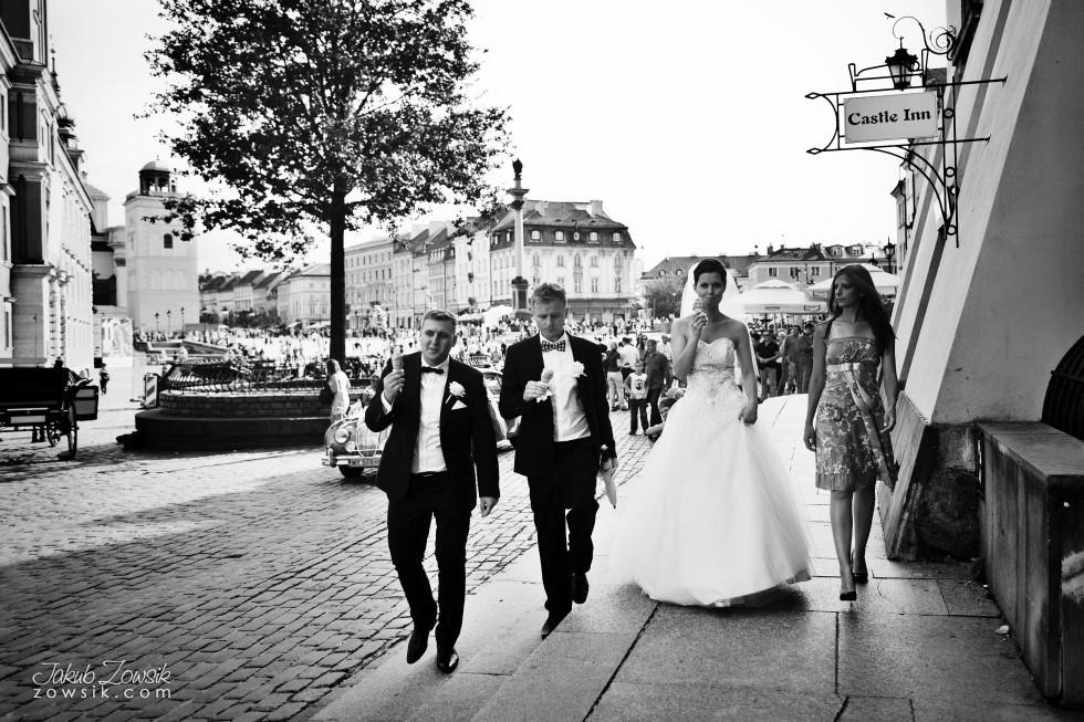 Zdjęcia ślubne Warszawa. Paulina & Mateusz – przyjęcie. 5