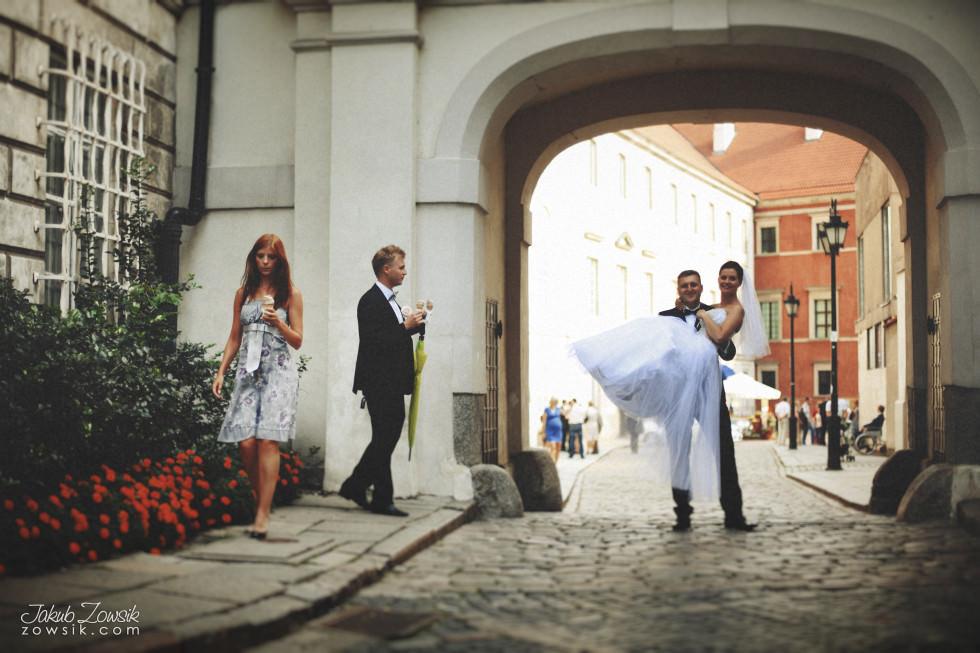 Zdjęcia ślubne Warszawa. Paulina & Mateusz – przyjęcie. 6