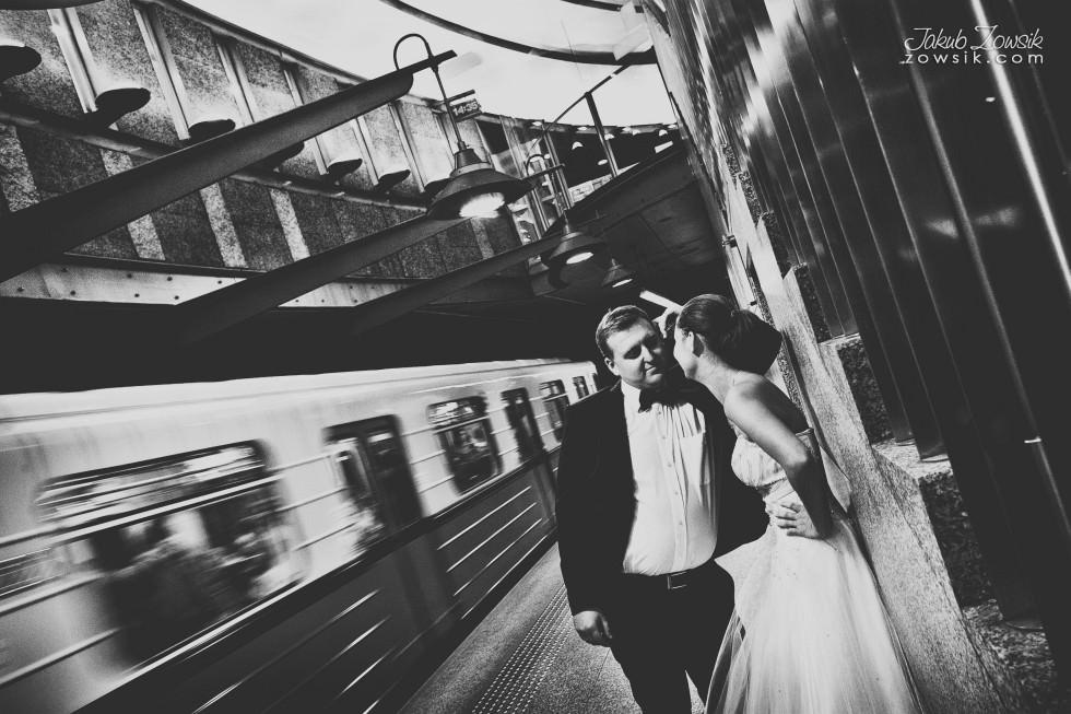 Zdjęcia ślubne Warszawa. Paulina & Mateusz – plener. 6