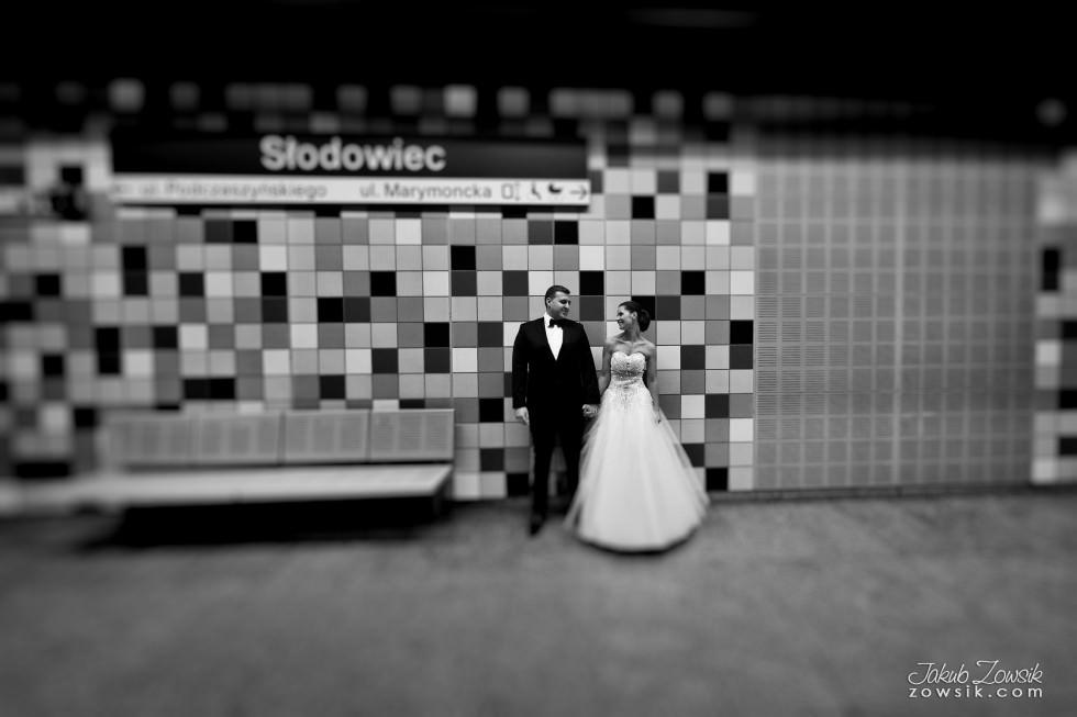 Zdjęcia ślubne Warszawa. Paulina & Mateusz – plener. 10