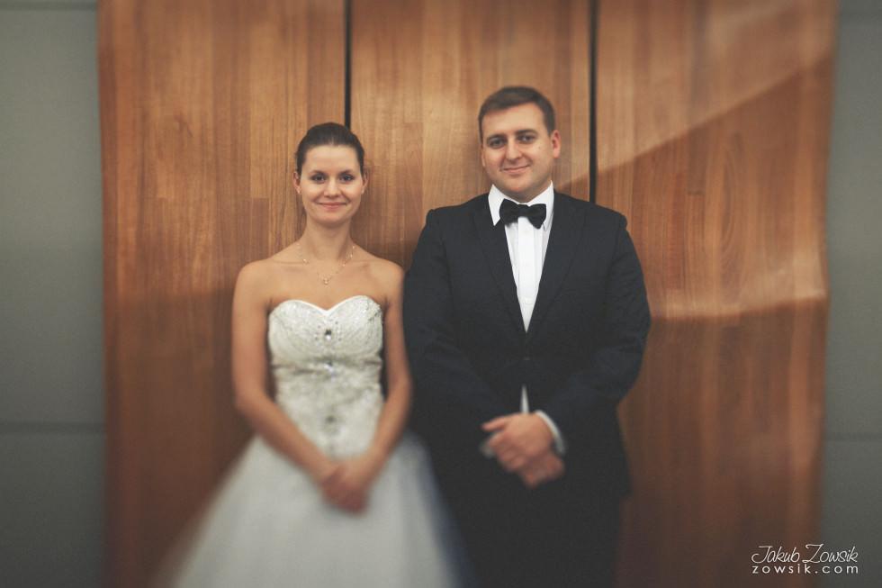 Zdjęcia ślubne Warszawa. Paulina & Mateusz – plener. 14
