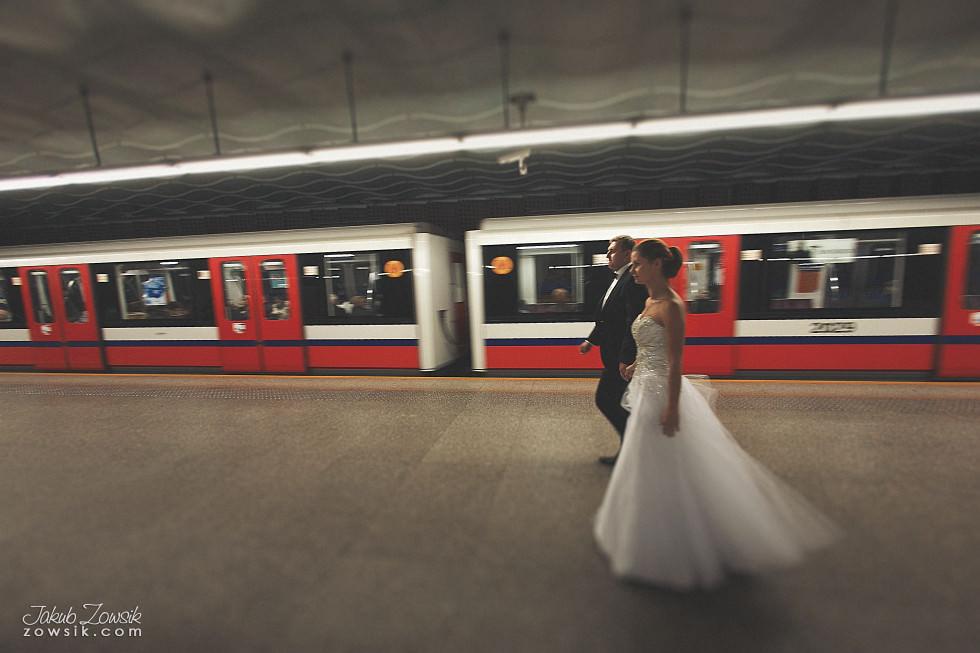 Zdjęcia ślubne Warszawa. Paulina & Mateusz – plener. 21