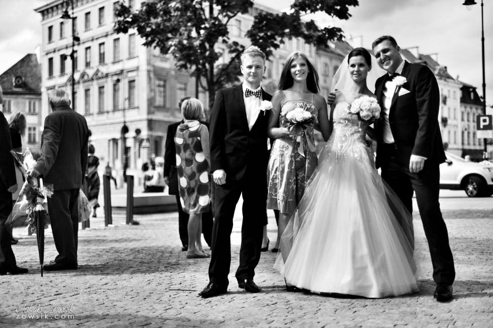Zdjęcia ślubne Warszawa. Paulina & Mateusz - przygotowania. 67
