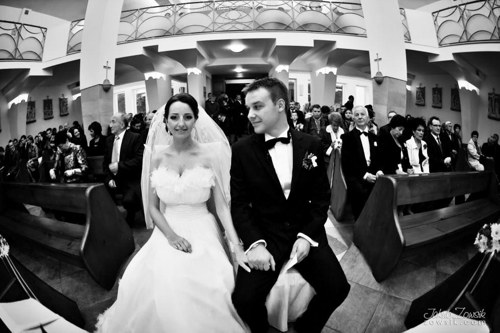 Zdjęcia ślubne Warszawa. Justyna & Karol – uroczystość zaślubin 28
