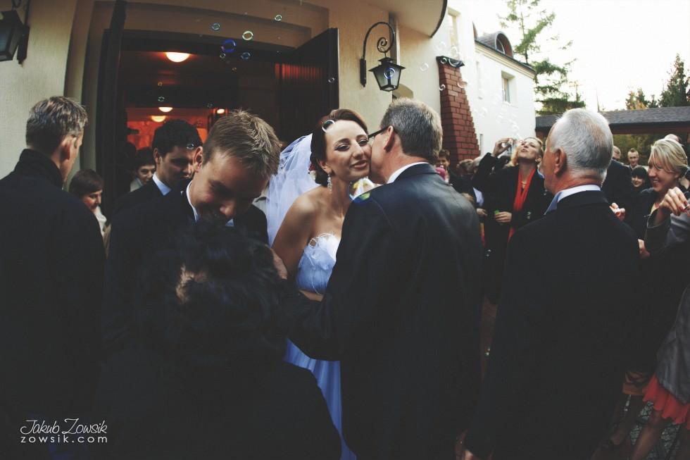 Zdjęcia ślubne Warszawa. Justyna & Karol – uroczystość zaślubin 41