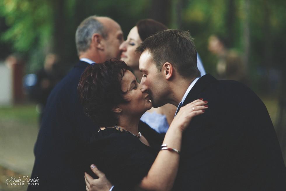 Zdjęcia ślubne Warszawa. Justyna & Karol – uroczystość zaślubin 45