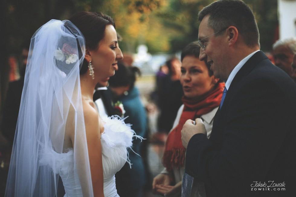 Zdjęcia ślubne Warszawa. Justyna & Karol – uroczystość zaślubin 52